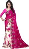 Granth Floral Print Bollywood Georgette ...