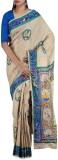 Unnati Silks Self Design Bollywood Handl...