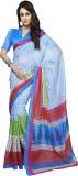 Gerbera Designer Printed Bhagalpuri Art ...