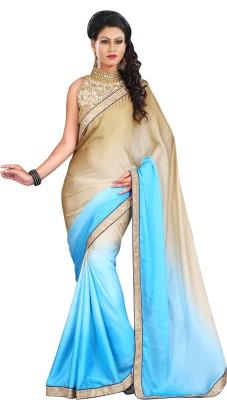 Style Sensus Self Design Fashion Chiffon Sari