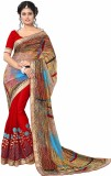 Sthri Printed Daily Wear Cotton Saree (R...