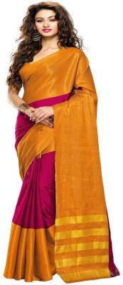 VipSunESales Printed Fashion Cotton Sari