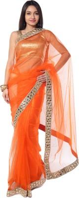 RCPC Embriodered Bollywood Net Sari