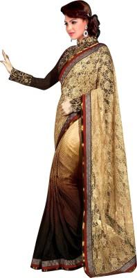 Kuki Fashion Embriodered Daily Wear Jacquard Sari