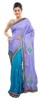 Babins Boutique Self Design Fashion Silk Sari