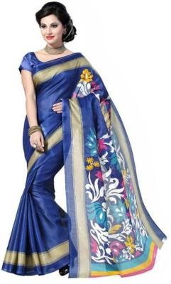 Aaditri Printed Daily Wear Cotton Sari