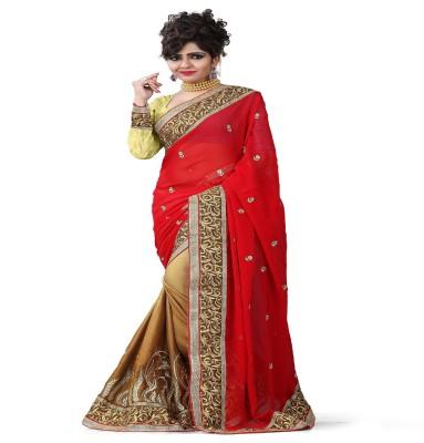 Shopimo Fashion Self Design Fashion Handloom Silk Sari