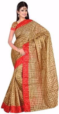 Kuvarba Fashion Printed Fashion Cotton Sari