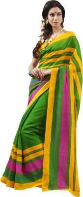 indianfashionlady Printed Fashion Banarasi Silk Sari