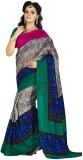 MySarees Printed Fashion Cotton Saree (M...
