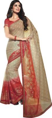 Vishal Prints Printed Fashion Synthetic Chiffon Sari