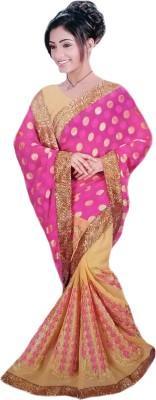 Jannat Embellished Bollywood Georgette Sari