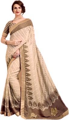 Meera Embriodered Fashion Georgette Sari
