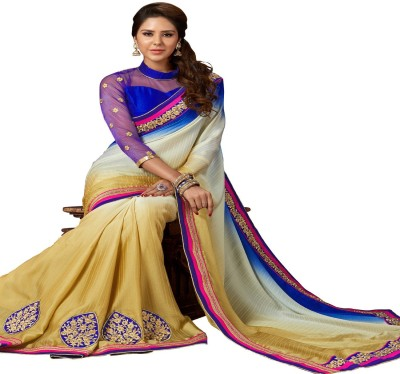 STYLO SAREES Self Design Fashion Silk Sari