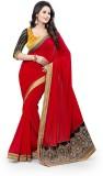 Style U Self Design Bollywood Georgette ...