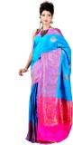 ASP Woven Banarasi Dupion Silk Saree (Li...