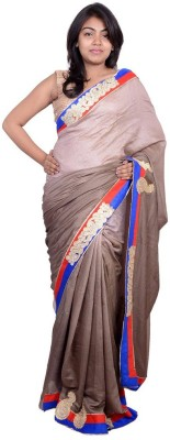 MSS Embriodered Bollywood Cotton Sari