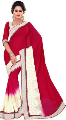 Prafful Embriodered Fashion Chiffon Sari