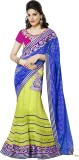 MAHOTSAV Self Design Lehenga Saree Jacqu...