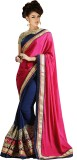 Sareeberry Embroidered Bollywood Georget...