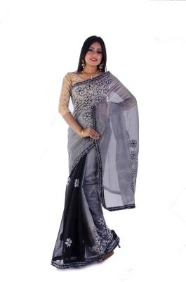 Aryya Self Design Chanderi Chanderi Sari