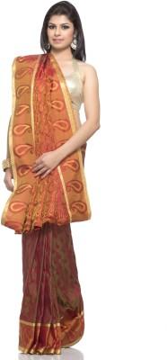 Aapno Rajasthan Printed Fashion Jacquard Sari