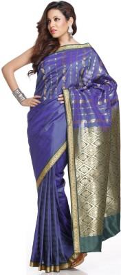 Aapno Rajasthan Printed Silk Sari