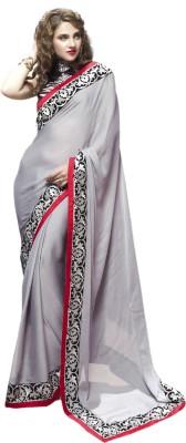 Sahiba Embriodered Fashion Georgette Sari