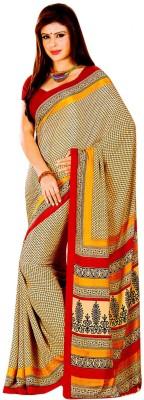 Toran Printed Fashion Art Silk Sari