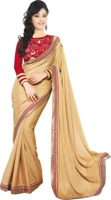 Rohini Fashion Embriodered Fashion Pure Chiffon Sari