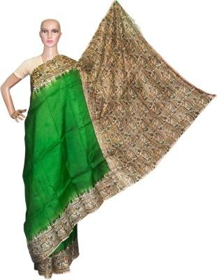 Prateeti Printed Daily Wear Pure Silk Sari