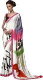 Reet Creation Printed Fashion Crepe Sari