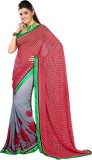 Hypnotex Printed Fashion Georgette Saree...