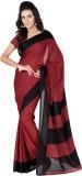Goodfeel Solid Fashion Chiffon Saree (Ma...