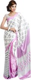 Aaditri Fashions Printed Daily Wear Sati...