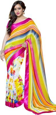 Vonage Printed Fashion Georgette Sari