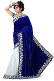Rudra Fashion Embroidered Fashion Velvet...
