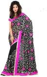 Divy Floral Print Bollywood Handloom Geo...