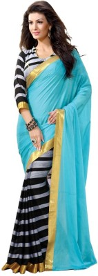 Dhnet Printed Bhagalpuri Cotton Sari