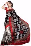 Active Printed Bhagalpuri Tussar Silk Sa...