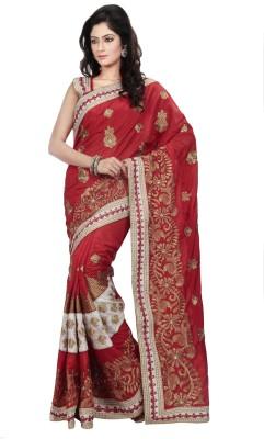Ambition Embriodered Fashion Silk Sari