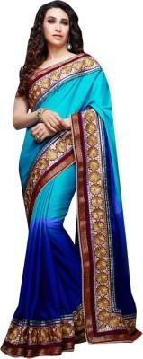 Rajesh Silk Mills Self Design, Solid Fashion Art Silk Sari