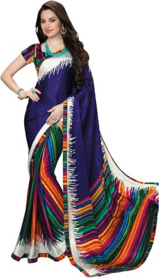 Sarika Fashion Embriodered Fashion Pure Silk Sari