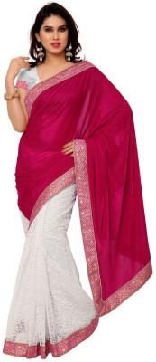 The Fancy Sarees Self Design Fashion Velvet Sari