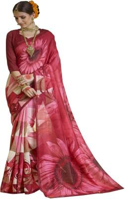Mathura Printed Bhagalpuri Cotton Sari