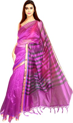 Tyra Sarees Woven Tangail Silk Cotton Blend Sari