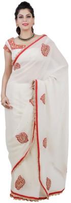 Pret a Porter Embellished Bollywood Georgette Sari
