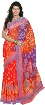 Morli Self Design Daily Wear Net Sari