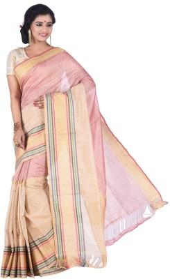 Creation Woven Bhagalpuri Silk Cotton Blend Sari