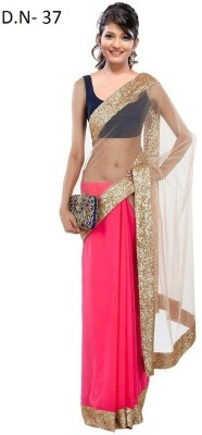 Varanga Embriodered Bollywood Net Sari